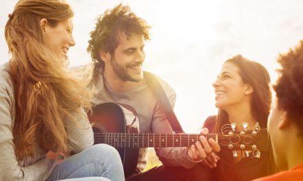 Muziek verbindt, ontspant en troost