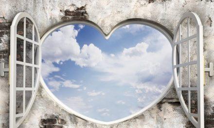 Met een open hart